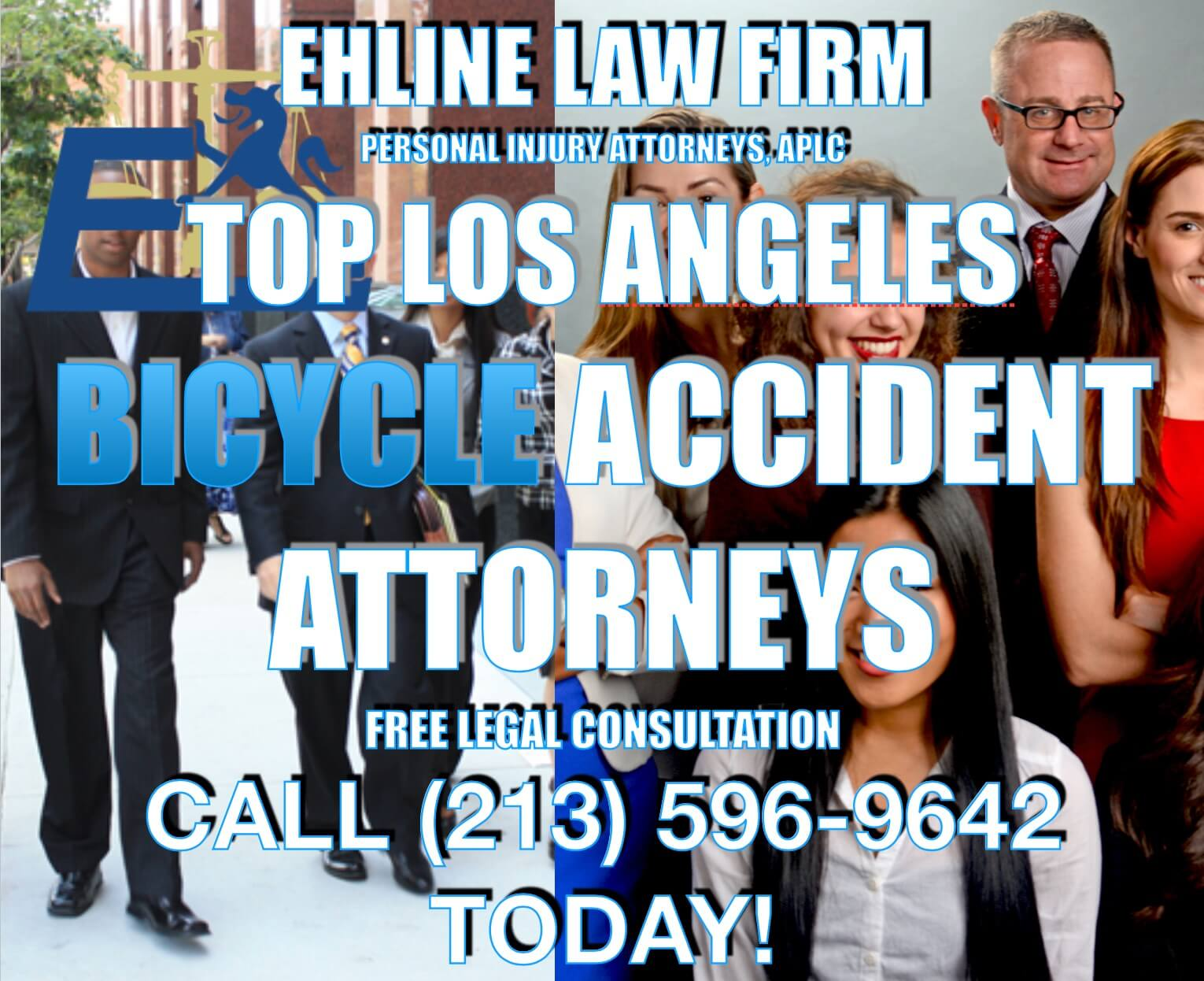 Los Angeles Bicycle Lawyer Team