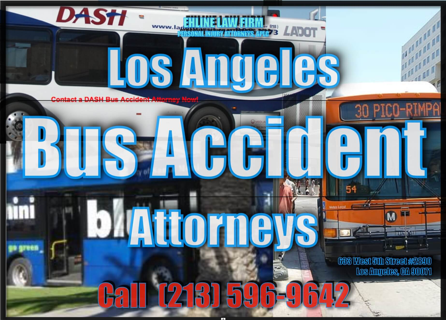 Los Angeles Bus Accident Attorneys