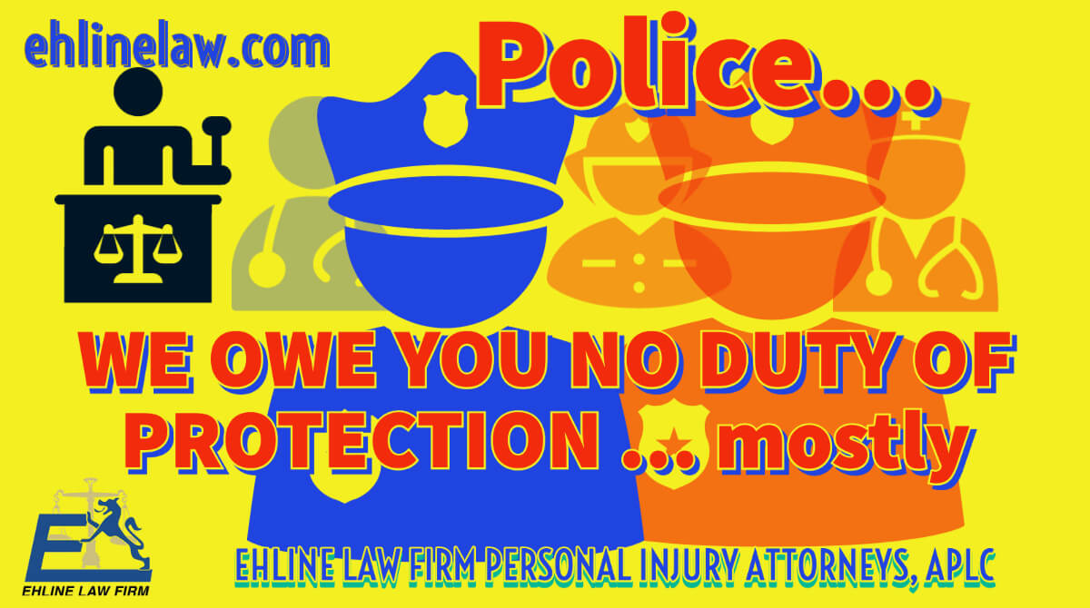 Thumbnail image for Fact Check: Do Police Have a Duty To Protect Individuals?