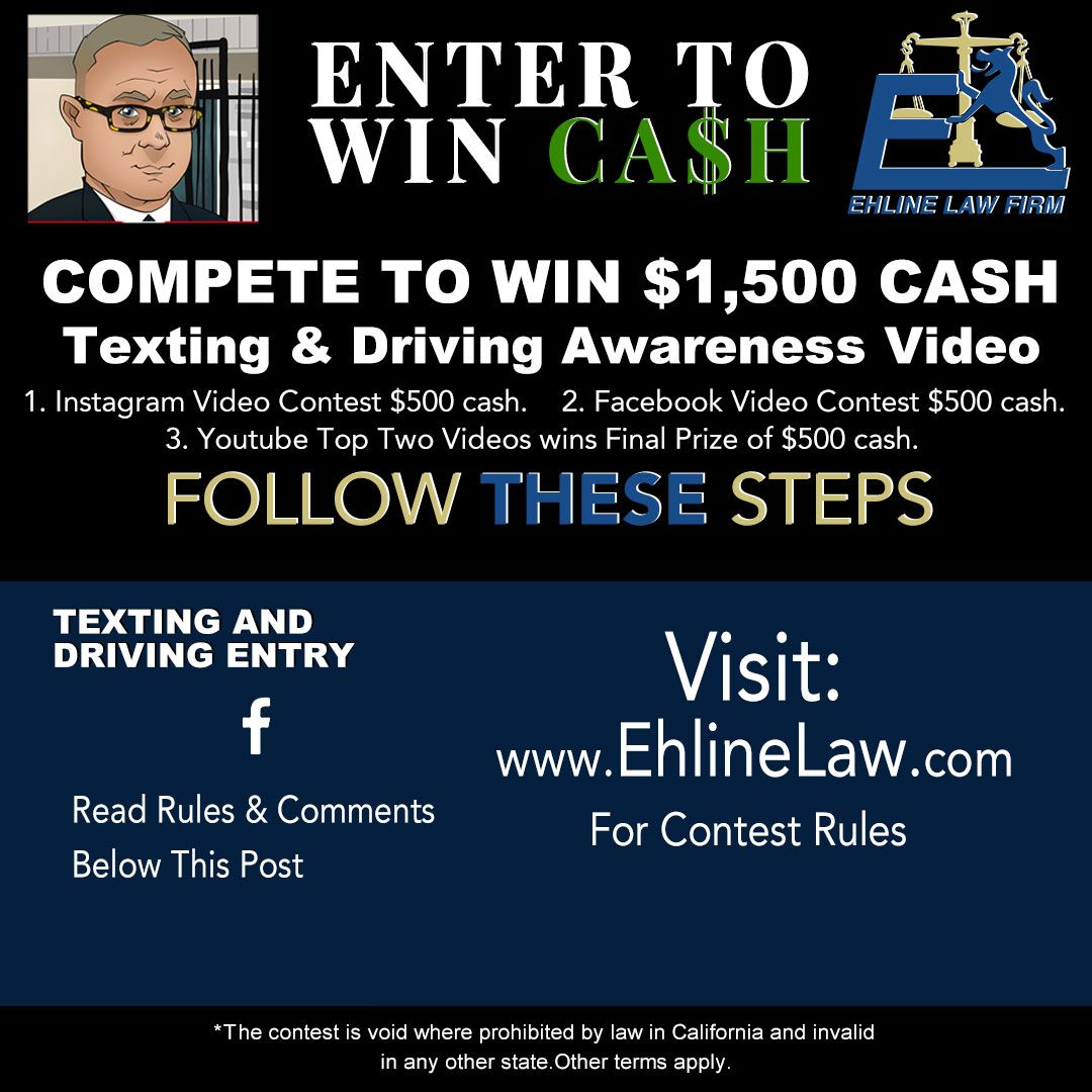YouTube Testing and Driving Contest Ad