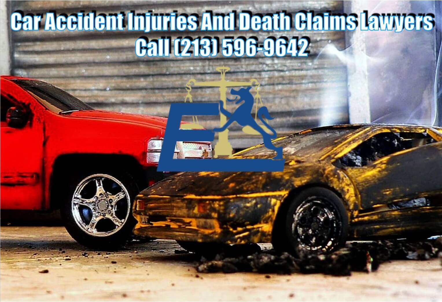 Injured or did someone die in a crash? Contact Ehline law Los Angeles car crash lawyers today.
