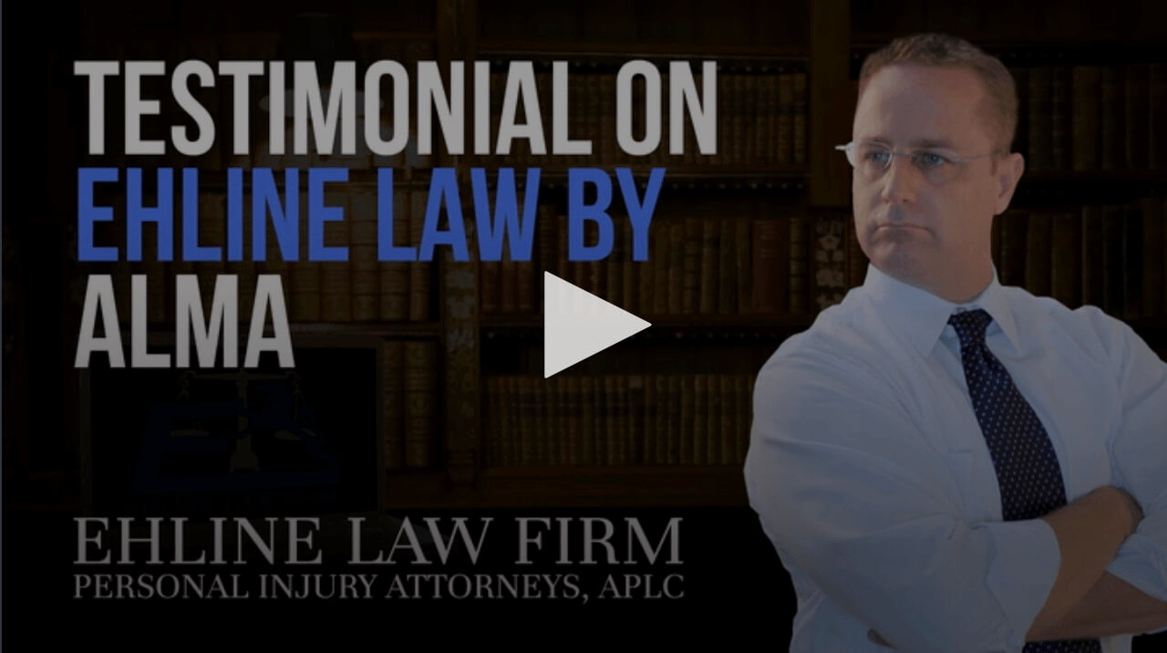 See the positive video about Ehline Law Firm