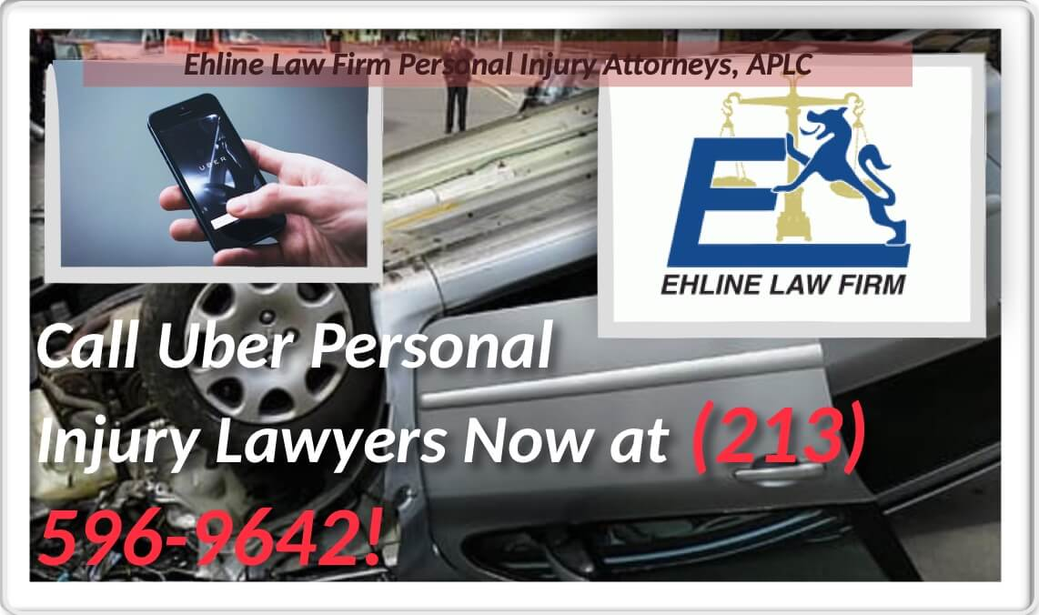 Uber accident attorneys Los Angeles
