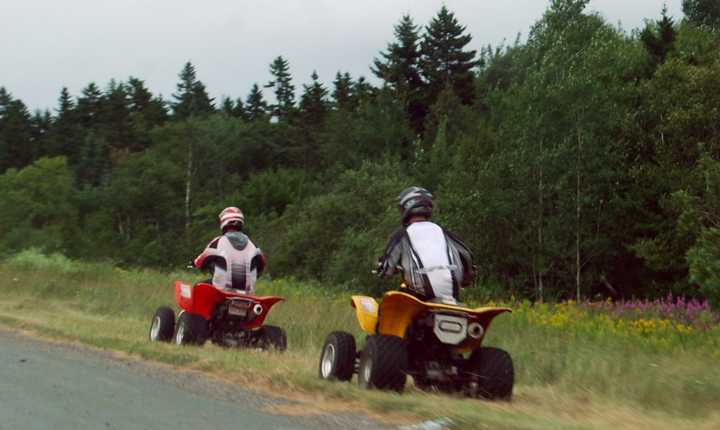 ATV Riding accidents
