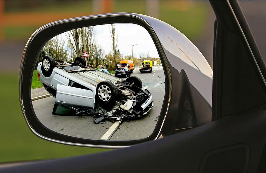 Rolled car negligently entrusted with bodily injuries. Ehline Law Firm.