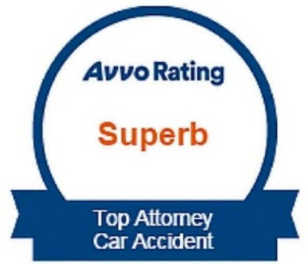 AVVO Highly rated car accident attorneys in LA County.
