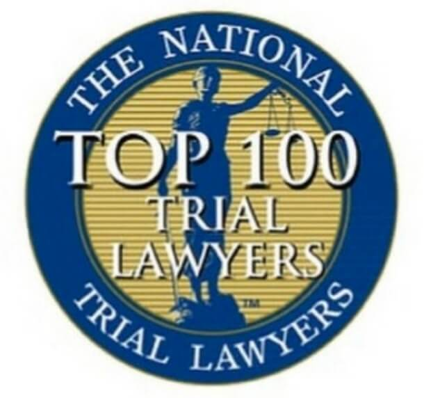 National Trial Lawyers Top 100 Litigators