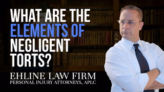 Thumbnail for Video: What Are The Elements Of Negligent Torts?