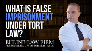 Thumbnail for Video: What Is 'False Imprisonment' Under Tort Law?