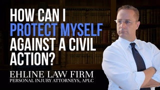 Thumbnail for Video: How Can I Protect Myself Against A Civil Action?