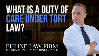 Thumbnail for Video: What Is A 'Duty Of Care' Under Tort Law?