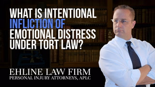 Thumbnail for Video: What Is 'Intentional Infliction Of Emotional Distress' Under Tort Law?