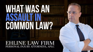 Thumbnail for Video: What Was an 'Assault' Under English Common Law?