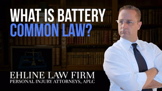 Thumbnail for Video: What Is 'Battery' Under English Common Law?