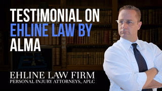 Thumbnail image for Alma Testimonial On Ehline Law Firm