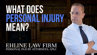 Thumbnail image for Los Angeles Personal Injury Lawyer Answers The Question 'What Is A Personal Injury'