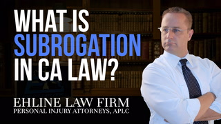 Thumbnail for Video: What Is 'Subrogation' In A Civil Claim?
