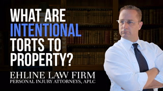 Thumbnail for Video: What Are 'Intentional Torts To Property'?