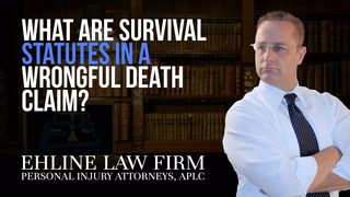 Thumbnail for Video: What Are 'Survival Statutes' In A Wrongful Death Claim?