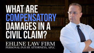 Thumbnail for Video: What Are 'Compensatory Damages' In A Civil Claim?