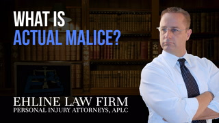 Thumbnail image for What Is 'Actual Malice'?