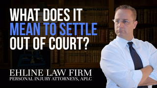 Thumbnail for Video: What Does It Mean To 'Settle Out Of Court'?