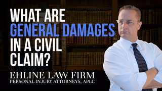 Thumbnail for Video: What Are 'General Damages' In A Civil Claim?