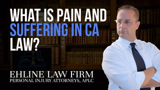 Thumbnail for Video: What Is 'Pain And Suffering' In A Civil Claim?