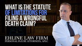 Thumbnail for Video: What Is The Statute Of Limitations For Filing A Wrongful Death Claim?