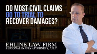 Thumbnail for Video: Do Most Civil Claims Go To Trial To Recover Damages?