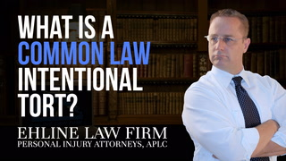 Thumbnail for Video: What is a Common Law Intentional Tort?