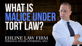 Thumbnail for Video: What Is 'Malice' Under Tort Law?