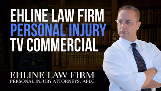 Thumbnail for Video: Ehline Law Firm TV Commercial