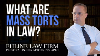 Thumbnail for Video: What Are 'Mass Torts?