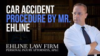 Thumbnail for Video: Car Accident Procedure By Michael P. Ehline, Esq.