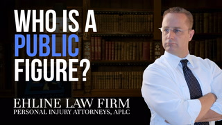 Thumbnail for Video: Who Is A Public Figure?