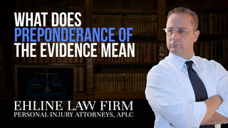 Thumbnail for Video: What Does 'Preponderance Of The Evidence' Mean In A Civil Claim?