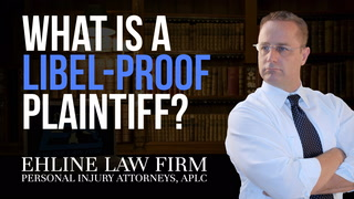Thumbnail for Video: What Is A 'Libel-proof' Plaintiff?