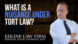 Thumbnail for Video: What Is A 'Nuisance' Under Tort Law?