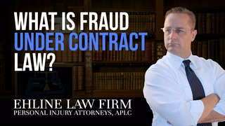 Thumbnail for Video: What Is 'Fraud' Under Contract Law?