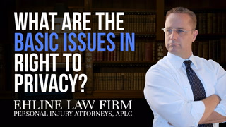 Thumbnail for Video: What Are The Basic Issues In Right To Privacy?