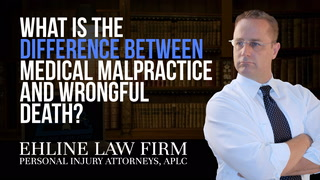 Thumbnail for Video: What Is The Difference Between 'Medical Malpractice' And 'Wrongful Death'?