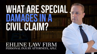 Thumbnail for Video: What Are 'Special Damages' In A Civil Claim?