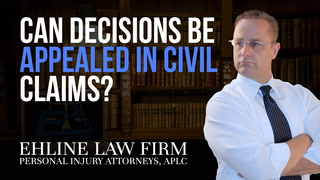 Thumbnail for Video: Can Decisions Be Appealed In Civil Claims?