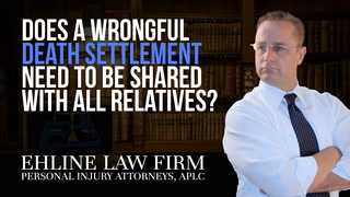 Thumbnail for Video: Does A Wrongful Death Settlement Need To Be Shared With All Relatives?
