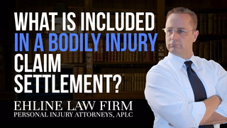 Thumbnail for Video: What Is Included In A Bodily Injury Claim Settlement?
